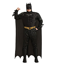 Batman® Dark Knight - Batman® Muscle Chest Deluxe Adult Plus Costume