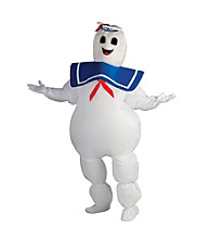 Ghostbusters - Inflatable Stay Puft Marshmallow Man Adult Costume