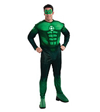 Green Lantern Movie - Deluxe Hal Jordan Adult Costume