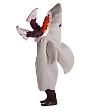 Man-Eating Shark Adult Costume