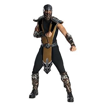 Mortal Kombat™ - Scorpion Adult Costume