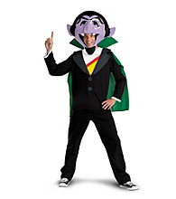 Sesame Street® - The Count Adult Costume