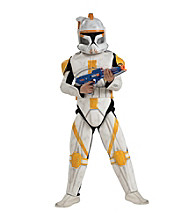 Star Wars® Animated Clone Trooper Commander Cody Adult Costume