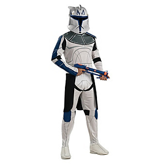 Star Wars® Animated Clone Trooper Leader Rex Adult Costume