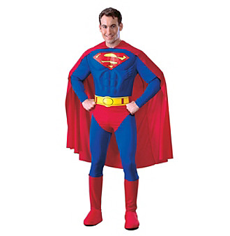 Superman® Deluxe Adult Costume