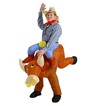 The Illusion Bull Rider Adult Costume