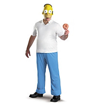 The Simpsons® - Homer Deluxe Adult Costume