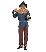 The Wizard of Oz Scarecrow Adult Costume