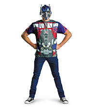 Transformers 3 Dark Of The Moon Movie - Optimus Prime Adult Costume Kit