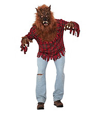 Werewolf Adult Plus Costume