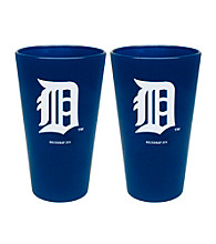 Boelter Brands MLB® Detroit Tigers 2-Pack Frosted Pint Glasses
