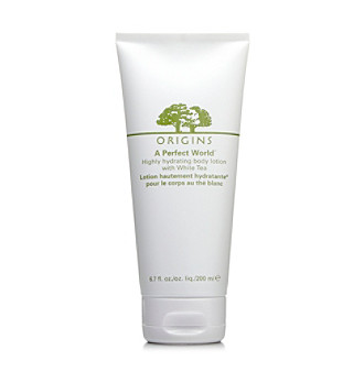 Origins A Perfect World™ Hydrating Body Lotion with White Tea