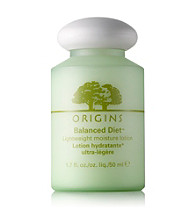 Origins® Balanced Diet Lightweight Moisture Lotion