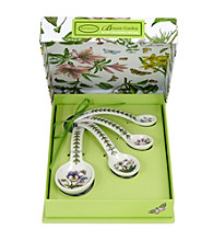 Set of 4 Portmeirion® Botanic Garden Measuring Spoons
