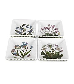 Portmeirion® Botanic Garden Set of 4 Square Dippers