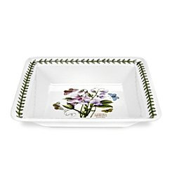 Portmeirion® Botanic Garden Low Square Bowl