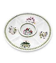 Portmeirion® Botanic Garden All in One Chip and Dip Server