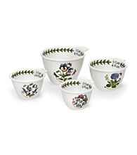 Set of 4 Portmeirion® Botanic Garden Measuring Cups
