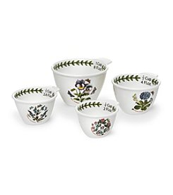 Set of Four Portmeirion® Botanic Garden Measuring Cups