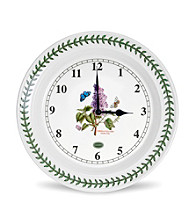 Portmeirion® Botanic Garden Kitchen Wall Clock