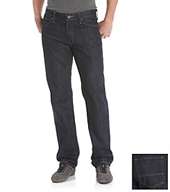 Nautica Jeans Co. Men's Straight Fit Dark Wash Jeans