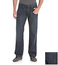 Lucky Brand® Men's Indigo Wash Oklahoma Vintage Straight Fit Jeans