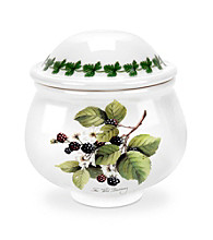 Portmeirion® Pomona Wild Blackberry Covered Sugar Bowl