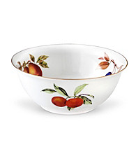 Royal Worcester Evesham Gold Large Deep Bowl