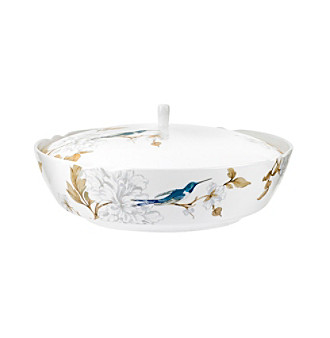 Spode® Nectar 3-pt. Covered Serving Dish