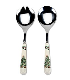 Spode® Christmas Tree Salad Serving Set