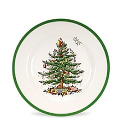 Spode® Christmas Tree Dinner Plate