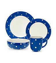 Spode® Baking Days Dark Blue 4-pc. Place Setting