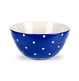 """Spode® Baking Days Dark Blue 10"""" Mixing Bowl"""