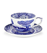 Set of 2 Spode® Blue Italian Pickle Dishes