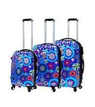 CalPak Carnival 3-Piece Expandable Hardsided Luggage