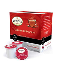 Twinings English Breakfast Tea 108-pk. K-Cup® Portion Pack