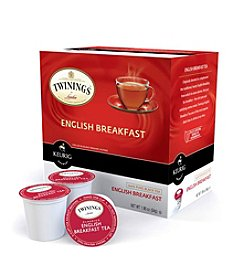 Keurig Twinings English Breakfast Tea 108-pk. K-Cup® Portion Pack