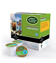 Green Mountain Coffee® French Vanilla Iced Coffee 96-pk. K-Cup® Portion Pack