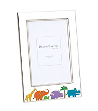 Reed & Barton® Jungle Parade Silver-Tone Picture Frame