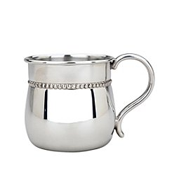 Reed & Barton® Pewter Baby Beads Cup