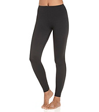 DKNY® Fusion Shaping Leggings - Black