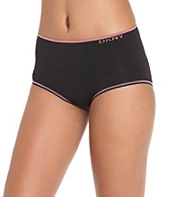 DKNY® Tummy Manager Briefs - Black