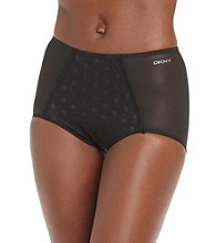 DKNY® Cute Girl Slim Dot Briefs - Black
