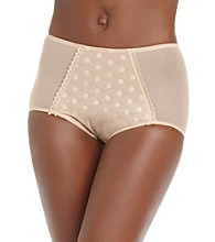 DKNY® Cute Girl Slim Dot Briefs - Nude