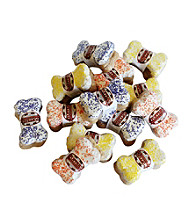 Foppers® Gourmet Pet Treat Bakery 20 3-pks. of Dog Bones Coated with Everyday Sprinkles