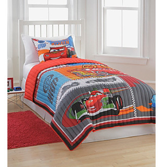 World Racer Quilt by Disney™