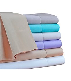 Elite Home Products Sedona 400-Thread Count Cotton Rich 6-pc. Sheet Sets