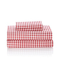 MaryJane's Home Gingham Cotton Sheet Sets