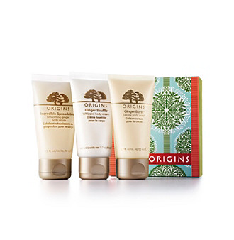 Product: Origins® Go Ginger Gift Set :  bath and body