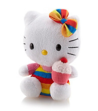 Ty® Hello Kitty® Rainbow Cupcake